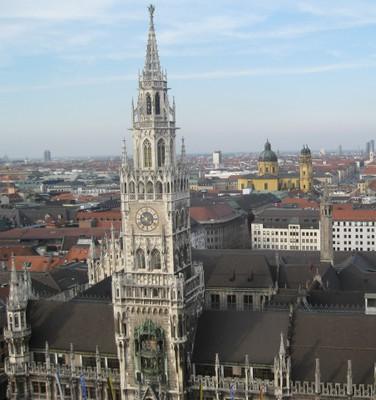 Munich Spires