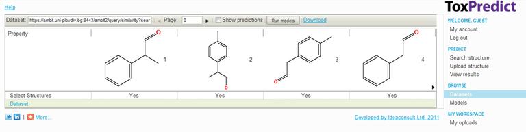 ToxPredict 2_6 Batch Mode