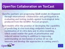 OpenTox - Initial Analysis of ToxCast Phase 1 data
